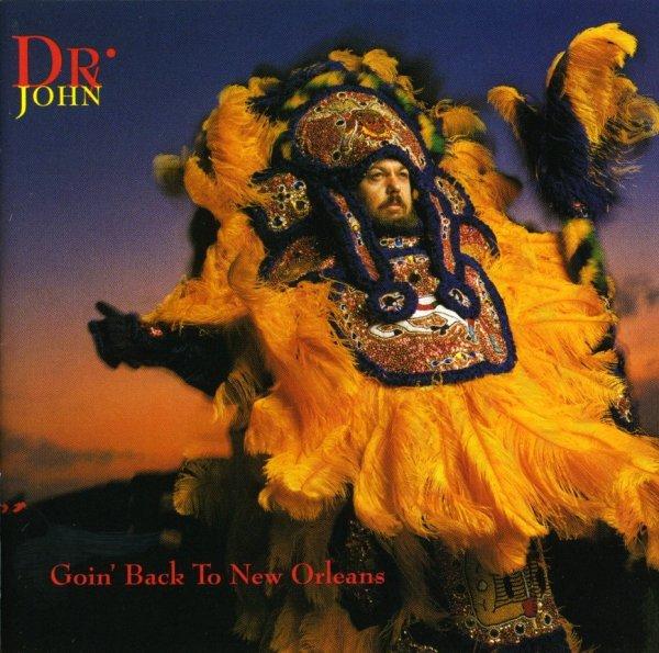 Goin' Back To New Orleans de Dr. John: la clave para entenderlo todo