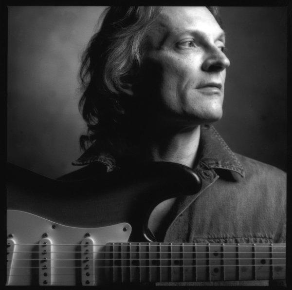 Sonny Landreth, guitarrista de los pantanos