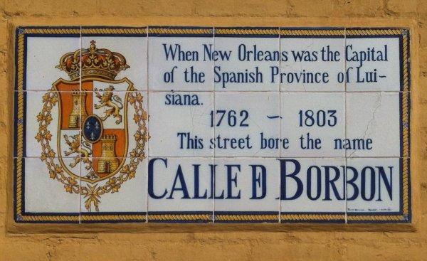 Aunque parezca mentira, en algún momento de su historia Nueva Orleans fue española. Foto: Ebgundy