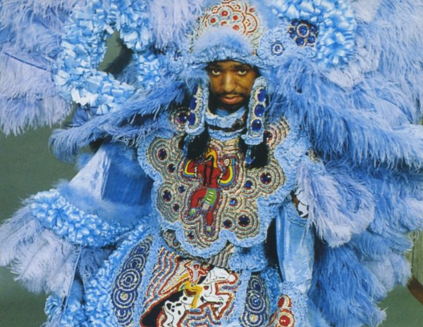 La doble faceta de Donald Harrison Jr: saxofonista de jazz y Big Chief