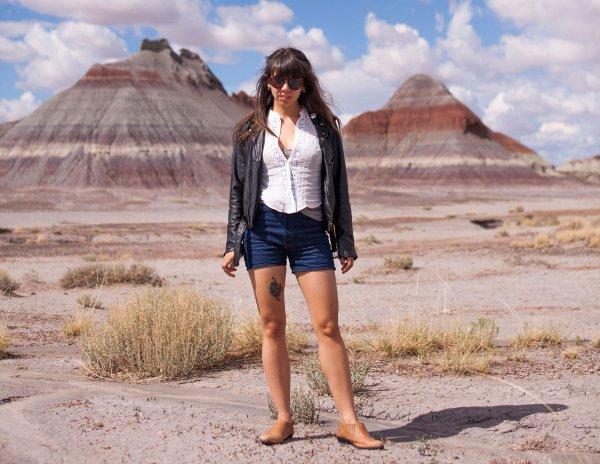 Alynda Lee Segarra, alias Hurray For The Riff Raff. Foto: Josh Shoemaker