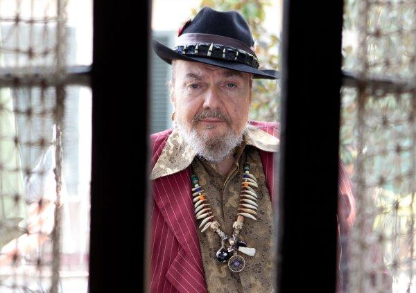 Dr. John, un asiduo de los escenarios españoles que este año repite visita. Foto: Michael Wilson