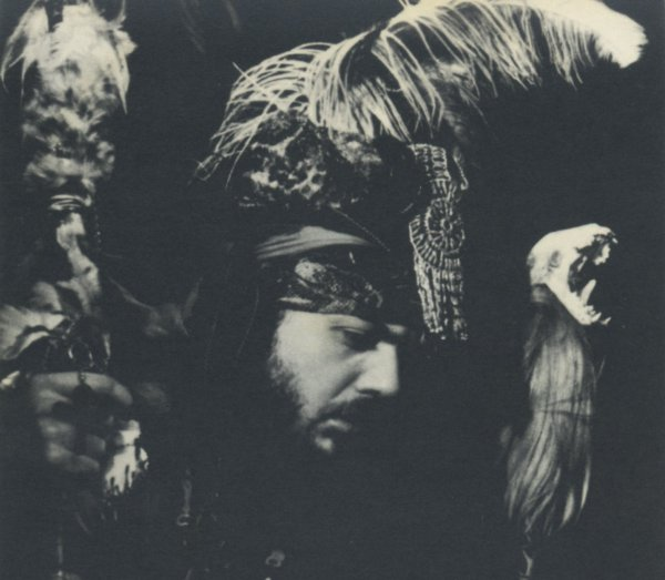 Mac Rebennack en su encarnación de Dr. John The Night Tripper en 1967