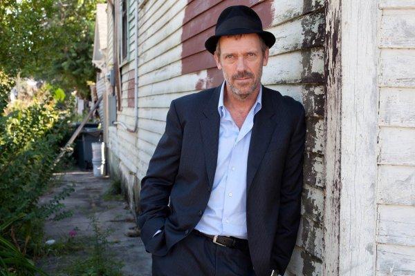 Hugh Laurie: de doctor a doctor en
