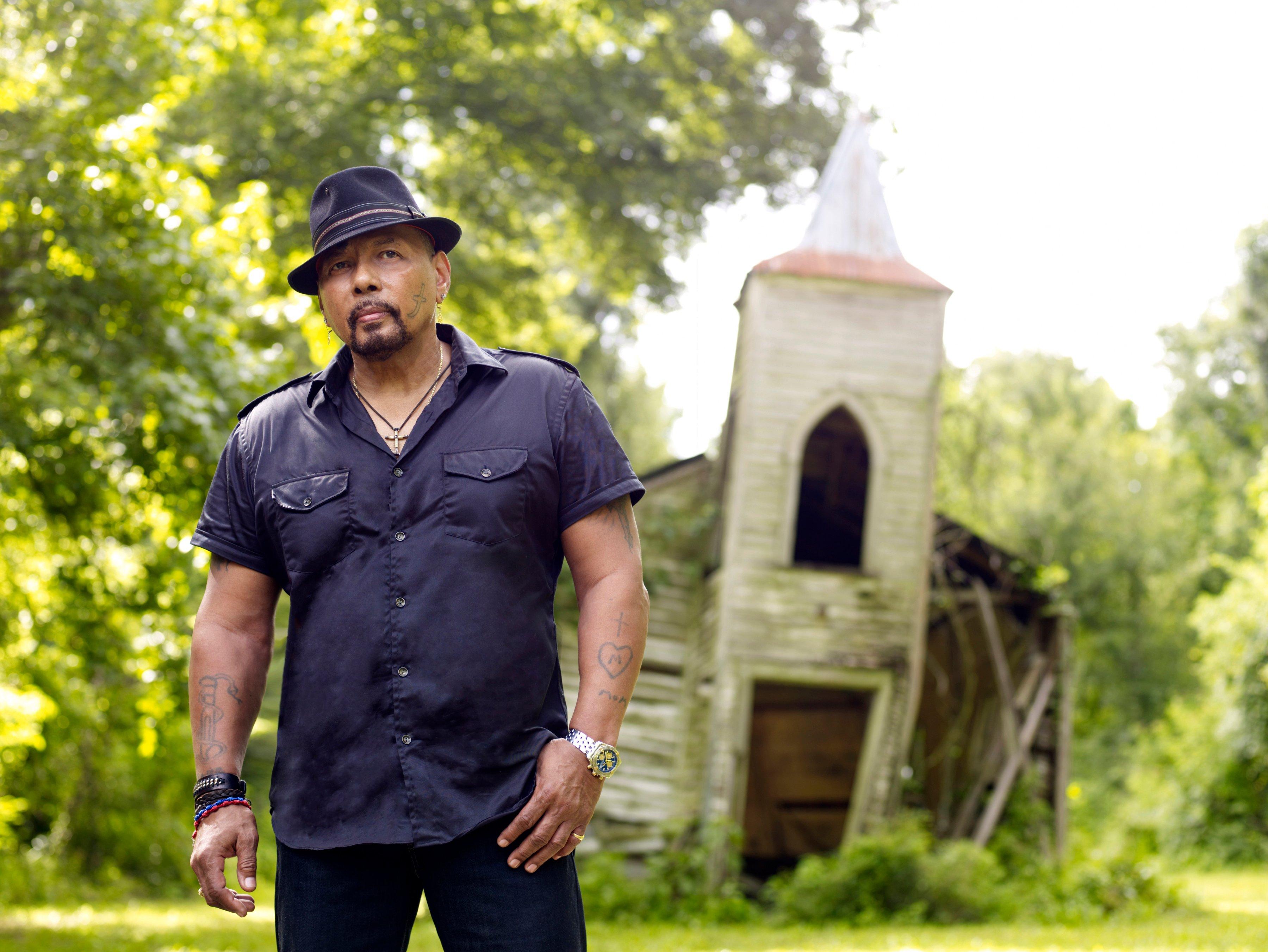 Aaron Neville, una de las voces más peculiares de Nueva Orleans. Foto: Sarah A. Friedman