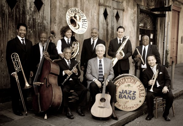 The Del McCoury Band & Preservation Hall Jazz Band: dos leyendas hermanadas