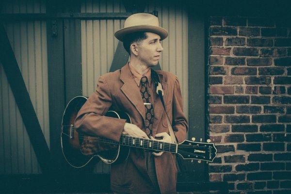 Pokey LaFarge: amor por los sonidos antiguos. Foto: Glenn Hall