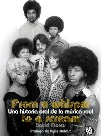 Sly & The Family Stone, en la portada del libro