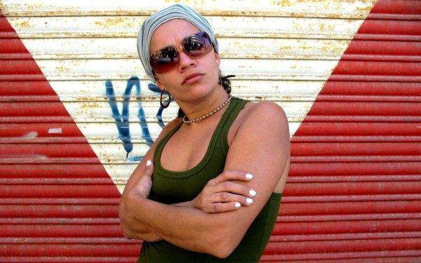 La rapera cubana Telmary, una de las colaboradoras de Dr. John en su nuevo disco