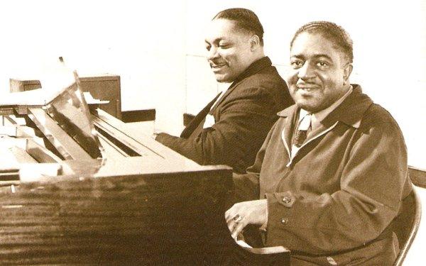 Albert Ammons y Pete Johnson, dos maestros del boogie woogie