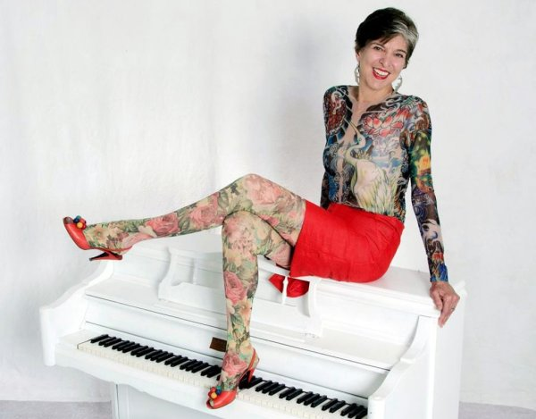 Marcia Ball: la reina ¿tatuada? del boogie woogie