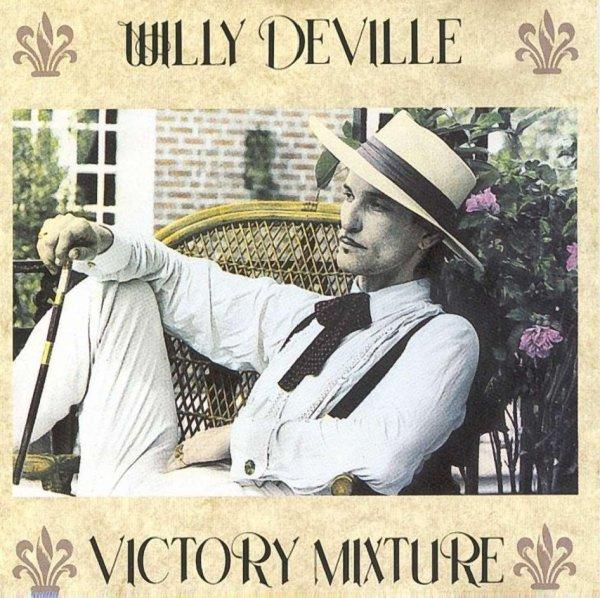 """Portada de """"Victory Mixture"""" (1990)"""
