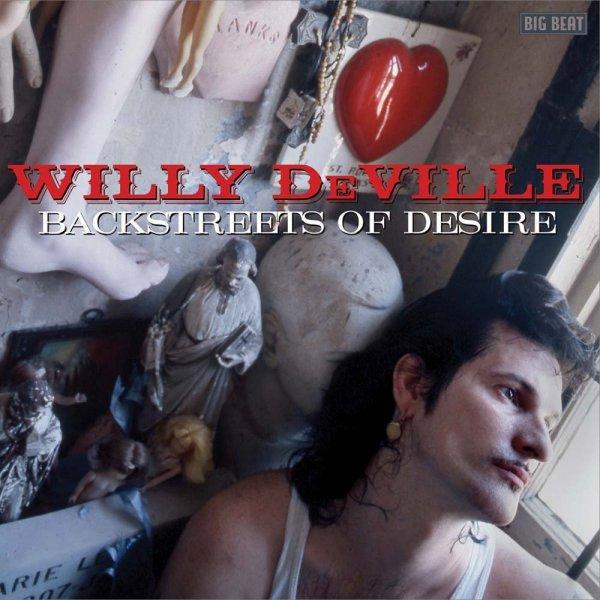 "Portada de ""Backstreets Of Desire"" (1992)"