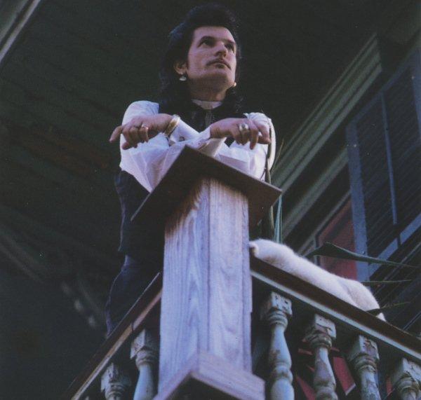 Willy DeVille, uno de los hijos adoptivos ilustres de Nueva Orleans
