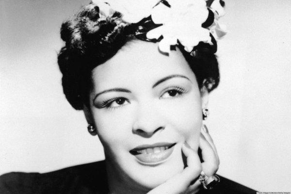 Billie Holiday, la primera en expresar la morriña por Nueva Orleans