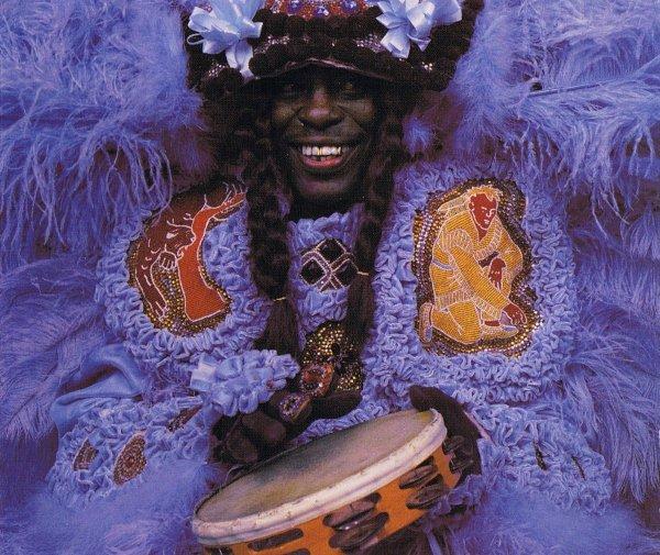 Bo Dollis, en la portada del álbum