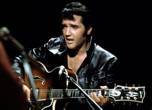 """Elvis en el """"'68 Comeback Special"""": la última muestra de su talento"""
