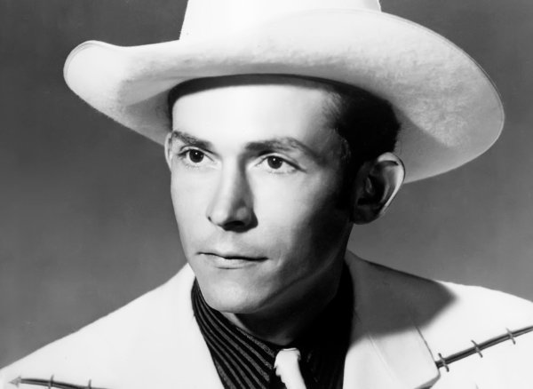 Hank Williams, el padre del country contemporáneo