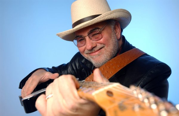El guitarrista Duke Robillard
