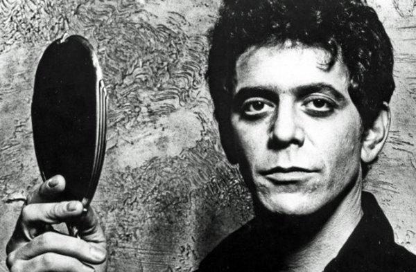 Lou Reed: típicamente neoyorquino, pero también adaptado en Nueva Orleans