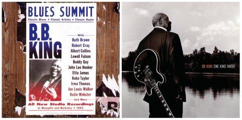 """""""Blues Summit"""" (1993) y """"One Kind Favor"""" (2008), los dos mejores álbumes de la última etapa de King"""