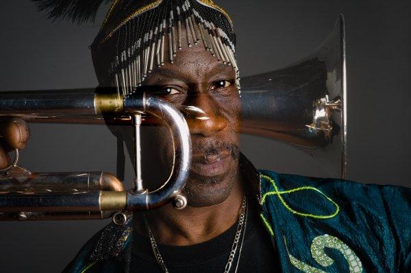 Michael Ray, del jazz cósmico de Sun Ra a las alubias con arroz