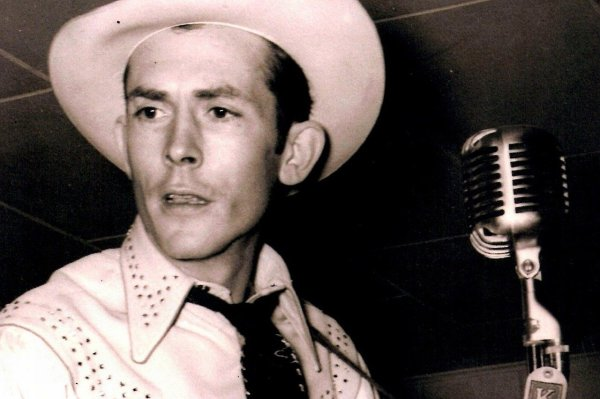Hank Williams, el mítico autor de