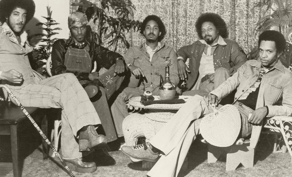 The Meters, uno de los grupos más influyentes del funk