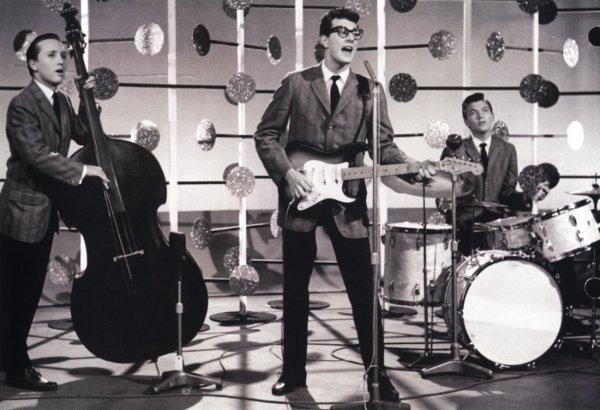 Buddy Holly, mucho más oscuro en la versión de Los Lobos