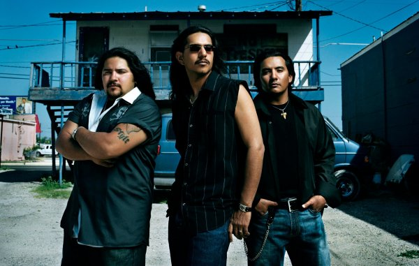 Los hermanos Garza aka Los Lonely Boys