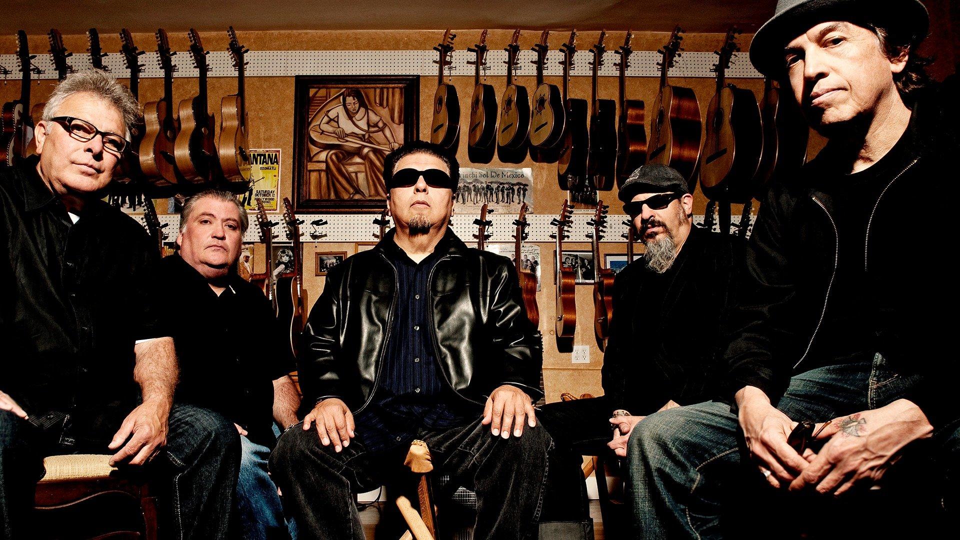 Los Lobos, angelinos de origen mexicano creando su propio sonido