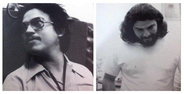 Louie Pérez y Conrad Lozano, dos jóvenes Lobos