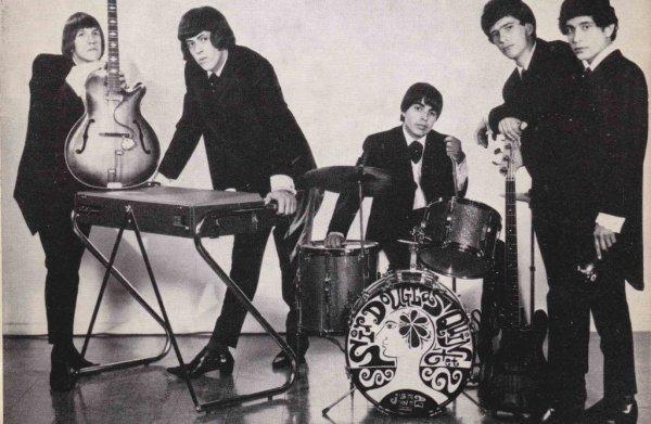 Sir Douglas Quintet en 1965: demasiado texanos para pasar por británicos