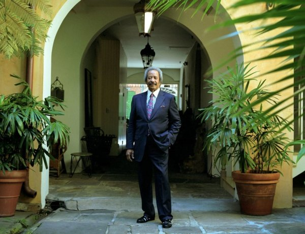 Allen Toussaint, uno de los creadores del sonido de Nueva Orleans