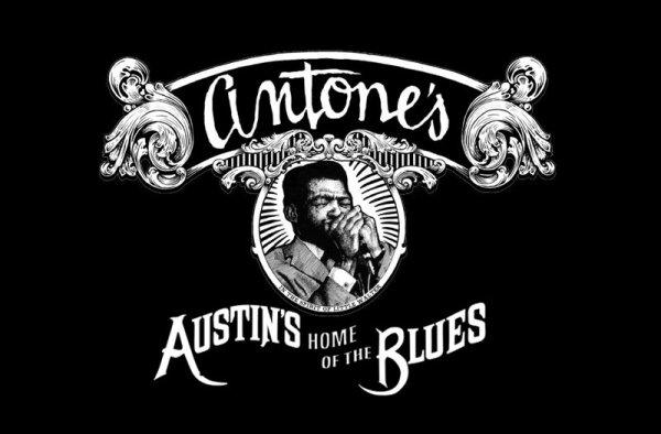 El célebre logotipo de Antone's