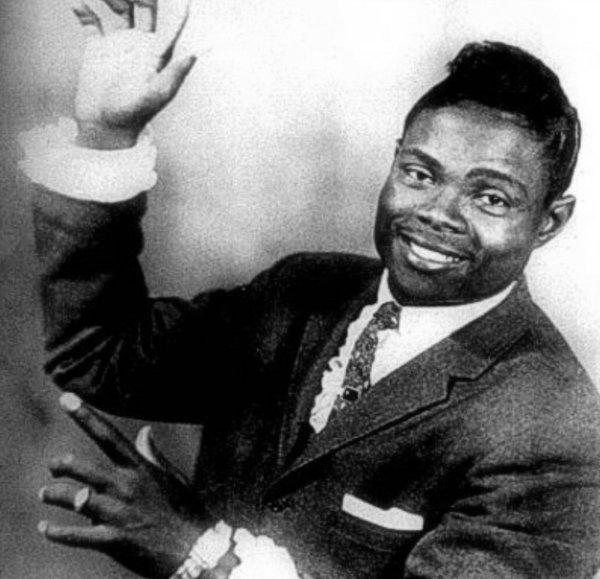 Ernie K-Doe, otro de los beneficiarios del talento de Toussaint