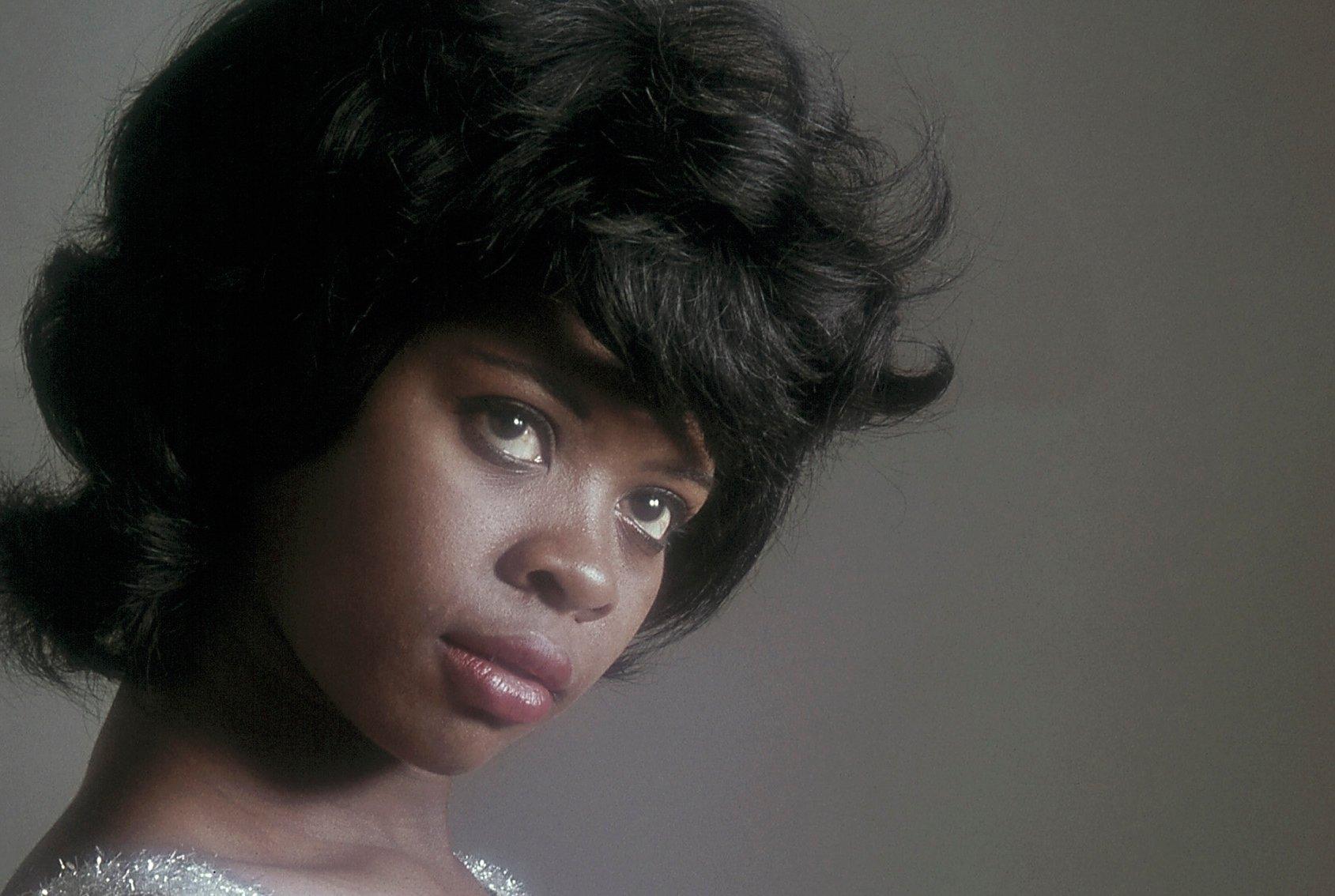 Una joven Irma Thomas, famosa gracias a las producciones de Allen Toussaint