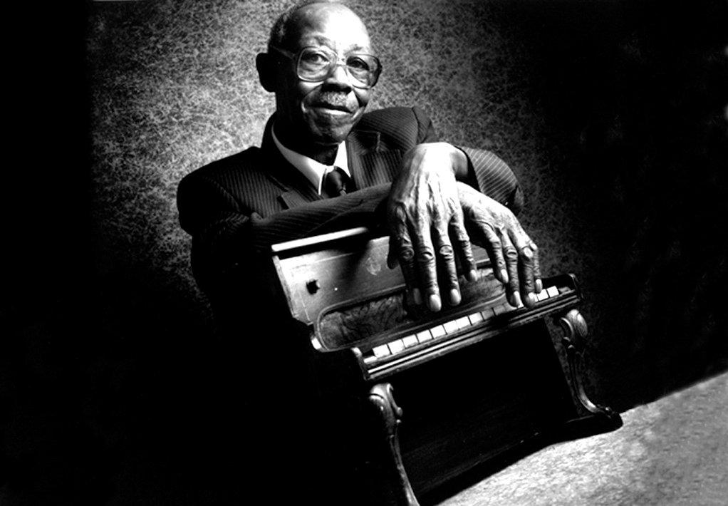 Pinetop Perkins, una leyenda del piano