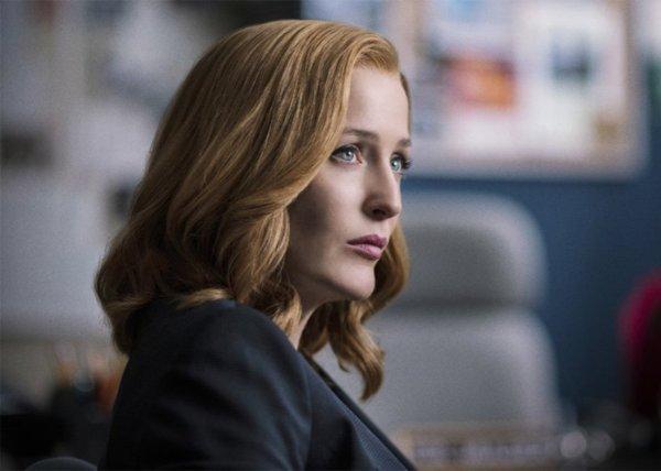 Dana Scully, la agente escéptica