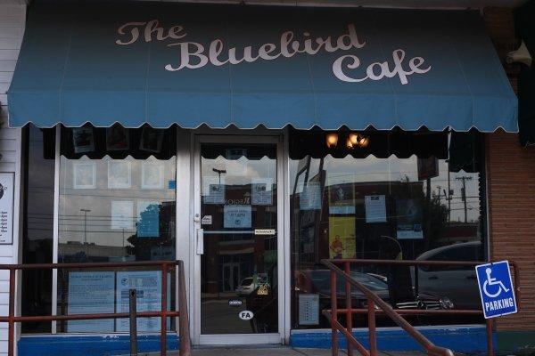 El Bluebird Cafe de Nashville, un local que ha visto nacer a muchas estrellas