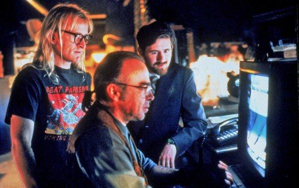 Langly, Frohike y Byer, los Pistoleros Solitarios