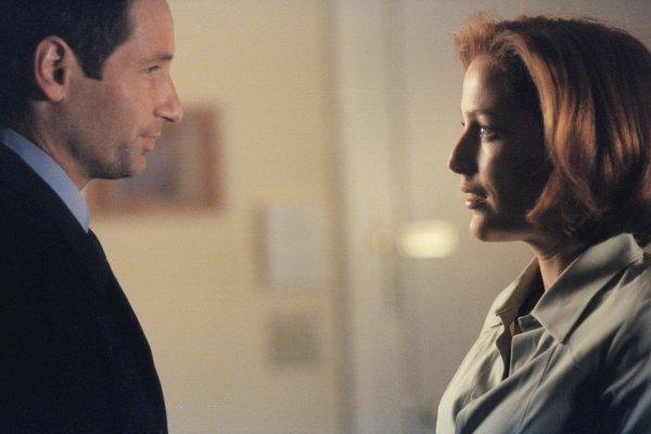 Mulder y Scully, la tensión sexual nunca resuelta... ¿o sí?