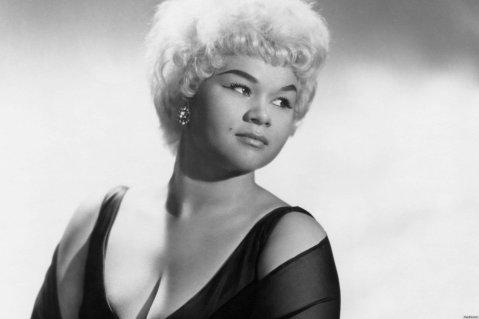 La gran Etta James