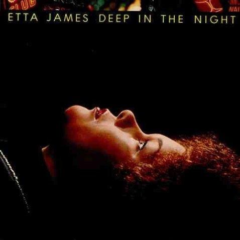 """Portada de """"Deep In The Night"""", producido por Jerry Wexler"""