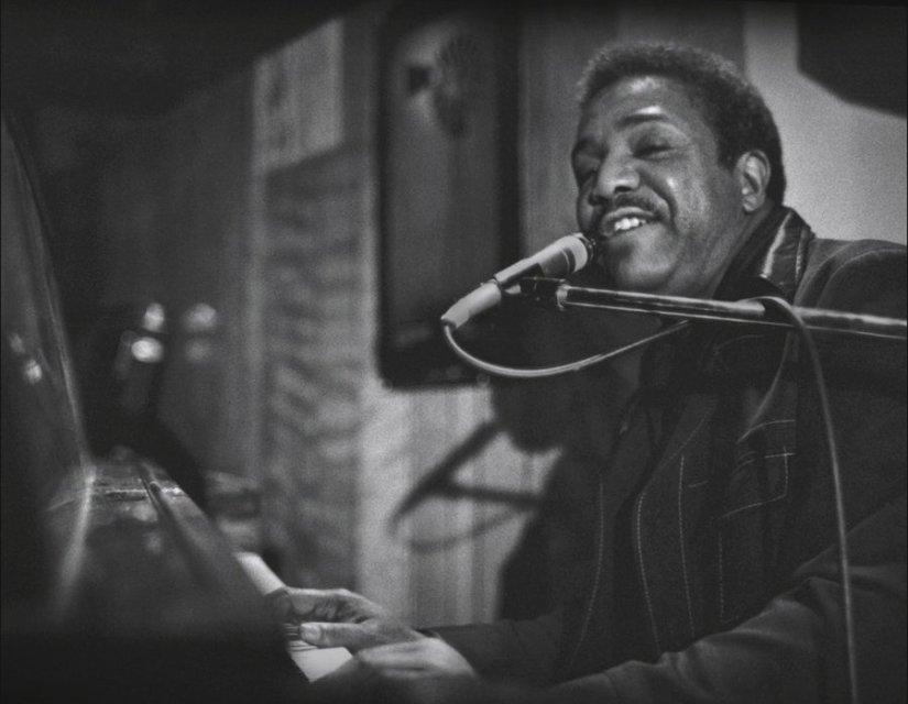 El pianista de Nueva Orleans Huey Piano Smith
