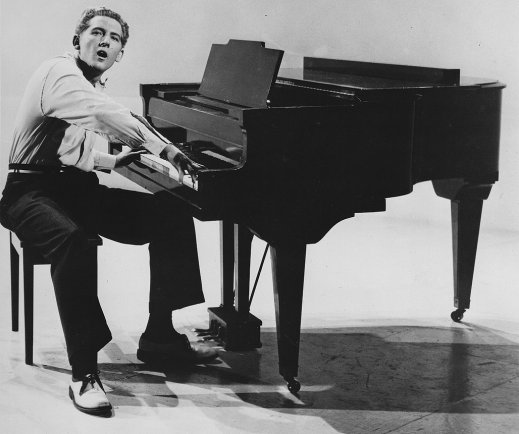 Jerry Lee Lewis, el asesino del piano