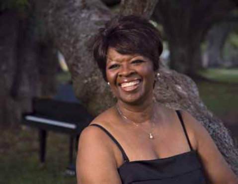 La diva soul Irma Thomas. Foto: Rick Olivier