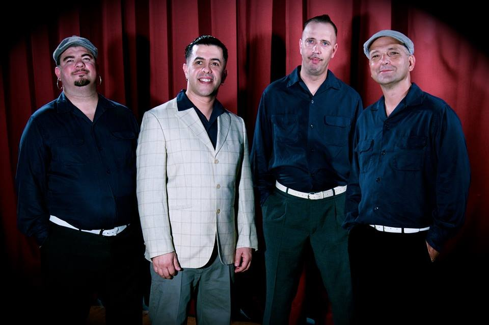 Los lisboetas A.J. & The Rockin' Trio