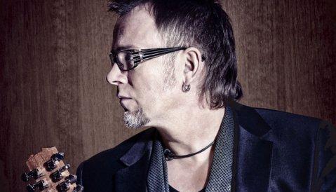 El bluesman noruego Bjørn Berge