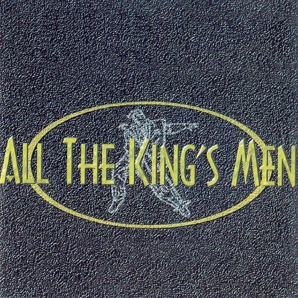 "Portada de ""All The King's Men"""